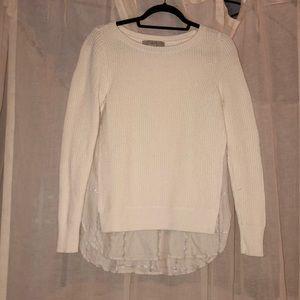 Loft Layered Sweater